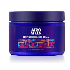 AFRO SHEEN Crème définition boucles (CROWN DEFINING) 340g