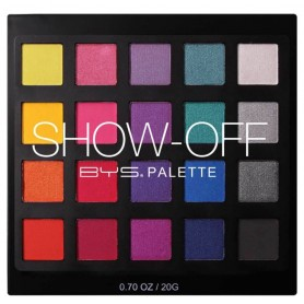 BE YOUR SELF Palette 20 Fards show-off