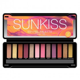 BE YOUR SELF Palette 12 fards SUNKISS
