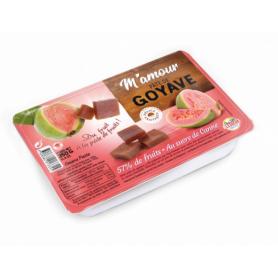 GUY LESUEUR Pâte de goyave M'AMOUR 350g