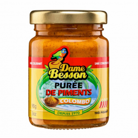 Colombo pepper puree LADY BESSON 90g