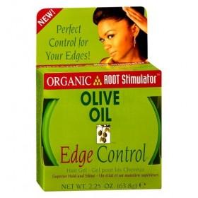 """Organic Root Stimulator Gel """"EDGE Control"""" à l'huile d'olive 63.8g"""
