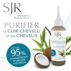 Shampoing Détox Gommant & antipelliculaire 150ml