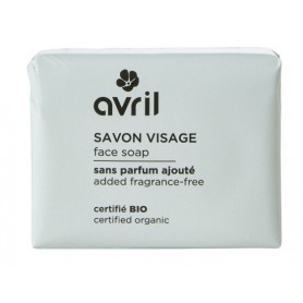 APRIL Face soap without added fragrance ORGANIC 100g
