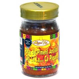 MISTER HO Pâte de piment antillais OHLALA CA PIQUE 120g
