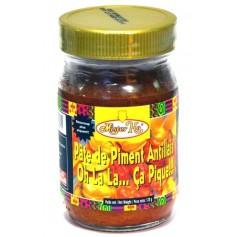Pâte de piment antillais OHLALA CA PIQUE 120g