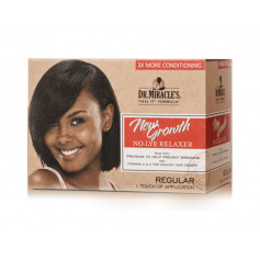 New Growth relaxer kit