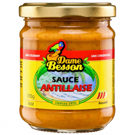 Sauce Antillaise DAME BESSON 170g