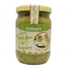 Sauce Piment doux vert et Gingembre 270g