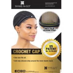 Bonnet pour perruque CROCHET CAP