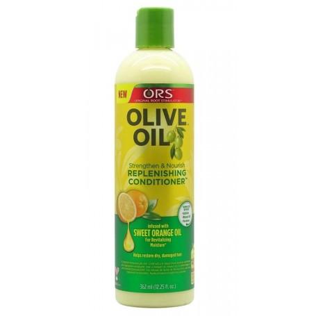 Conditionneur pénétrant profond OLIVE + Orange 362ml