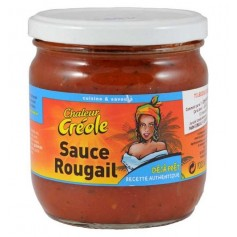 Sauce rougail 380g