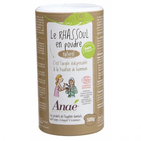 ANAE Poudre de RHASSOUL BIO 500g