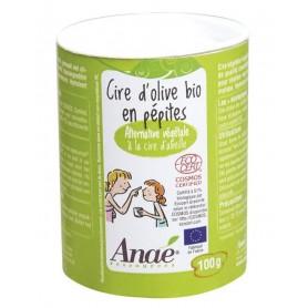 ANAE Cire d'olive en pépites BIO 100g