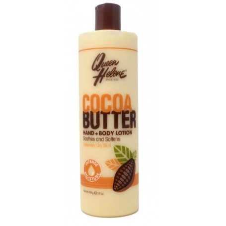 Queen Helene CACAO Butter Lotion 473ml [body and hands]