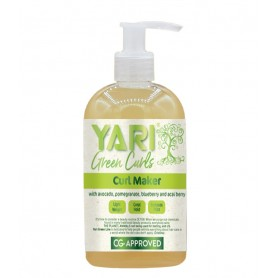 YARI Gelée activatrice de boucles CURL MAKER (Green curls) 384ml