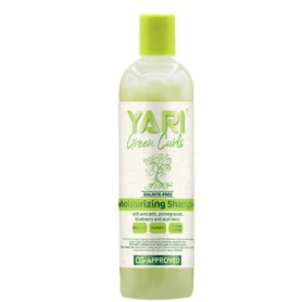 YARI Shampoing hydratant GREEN CURLS 355ml