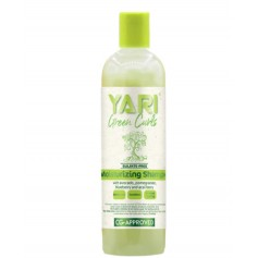 Shampoing hydratant boucles GREEN CURLS 355ml