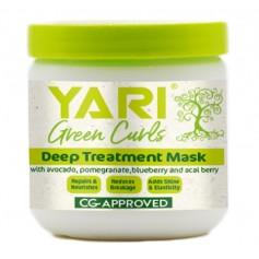 Masque hydratant & réparateur pour boucles GREEN CURLS 475ml