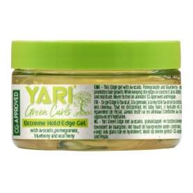 YARI Gel tenue extra forte GREEN CURLS 125ml