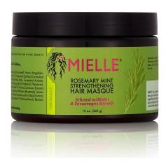 Masque croissance capillaire Romarin/Menthe poivrée (Rosemary Mint Hair Masque) 340g