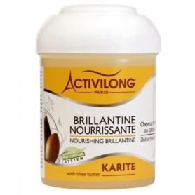 ACTIVILONG Brillantine nourrissante au beurre de Karité 125ml
