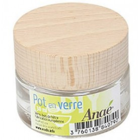 ANAE Pot en verre 30ml