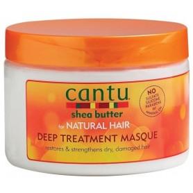 CANTU Masque nourrissant KARITE (Depp Treatment Masque) 340g
