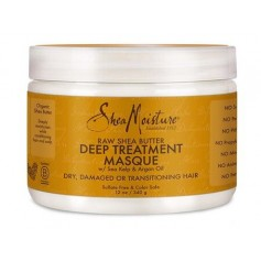 "Masque BEURRE DE KARITE 340g DEEP TREATMENT MASQUE ""Transitionning"""
