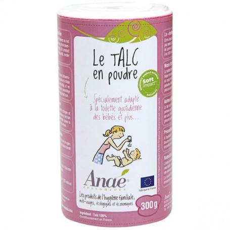 ANAE Talc en Poudre BIO 300g