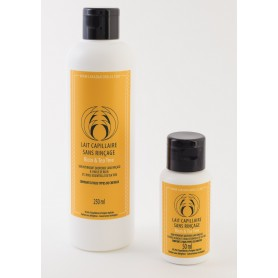 LA KAZ NATURELLE RICIN & TEA TREE Leave-In Hair Lotion