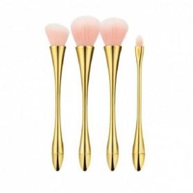 TOOLS FOR BEAUTY Kit de 4 pinceaux à maquillage