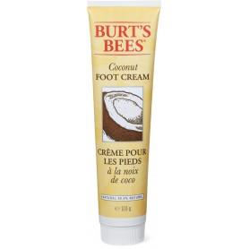 BURT'S BEES Crème régénératrice pour les pieds 120g