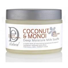 COCO & MONOÏ Super Moisturizing Deep Moisture Milk Souffle 340g