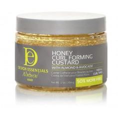 Crème coiffante pour boucles MIEL CAMOMILLE 354g (Honey Custard)