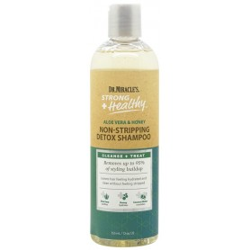 DR MIRACLE'S Shampooing detoxifiant ALOE, MIEL & COCO 355ml (Strong & Healthy)