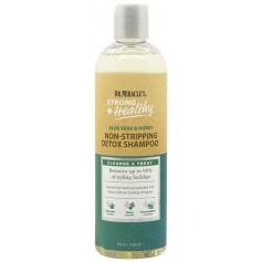 Shampooing detoxifiant ALOE, MIEL & COCO 355ml (Strong & Healthy)