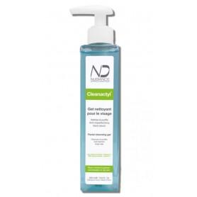 NUBIANCE Gel nettoyant pour peaux mixtes à grasses 200ml