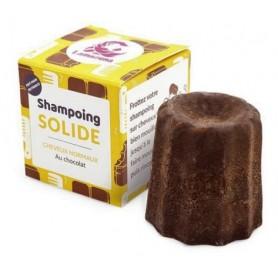 LAMAZUNA Shampoing solide au CHOCOLAT 55ml