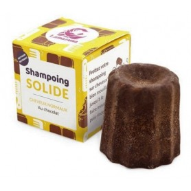 Shampoing solide cheveux normaux au chocolat 55ml