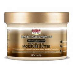 RICIN/KARITE/JOJOBA Moisturizing Butter 227g (Moisture Butter)