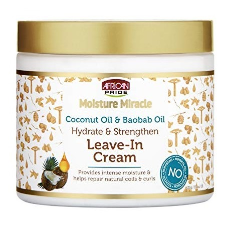 AFRICAN PRIDE Leave-in Coco & Baobab (Moisture Miracle) 425g