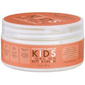 """Shea Moisture Crème boucles Coco & Hibiscus """"Kids"""" 170g"""