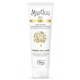 MARILOU BIO Crème anti-âge Argan BIO 50 ml
