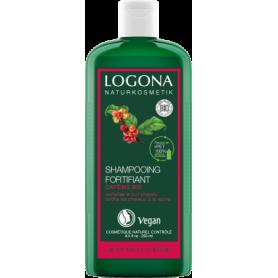 LOGONA Shampoing fortifiant pour cuir chevelu BIO 250ml