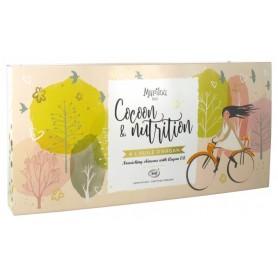 MARILOU BIO Coffret à l'huile d'Argan Cocoon & Nutrition BIO