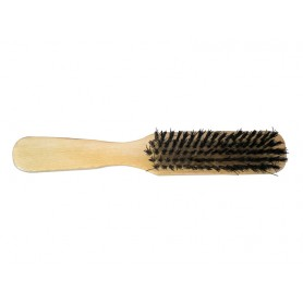 DREAM FX Brosse à poils de sanglier HARD NARROW BRUSH