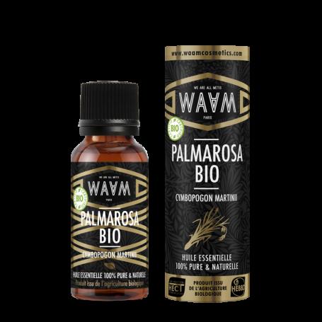 WAAM Huile essentielle de Palmarosa BIO 10ml