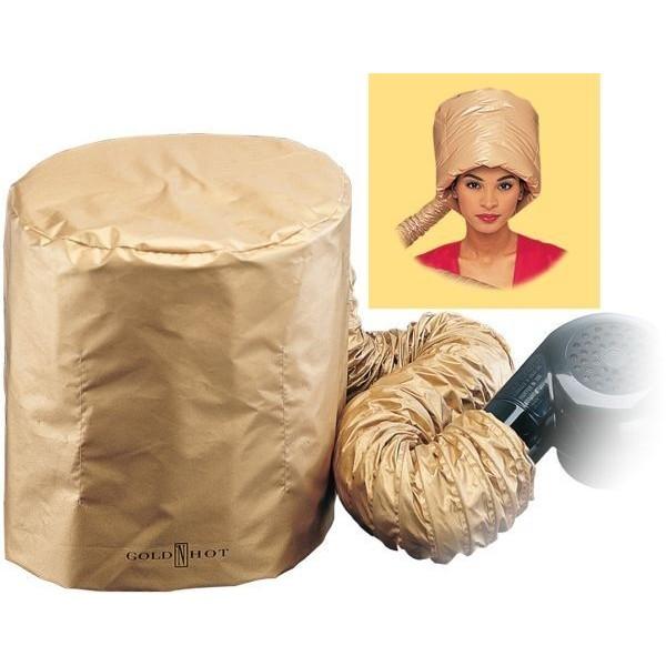 GOLD 'N HOT Casque soufflant sèche cheveux