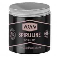 Complément alimentaire à la Spiruline BIO 60 gélules